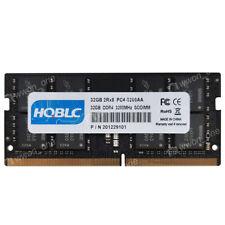32GB 2RX8 PC4-3200AA-S DDR4-25600S NON ECC SO-DIMM Laptop Memory For Dell G5 Se