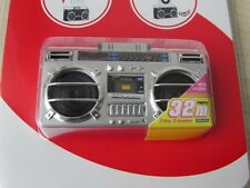 THUMBS UP BOOM BOX MINI SPEAKER COMPATIBLE WITH iPODS AND iPHONES
