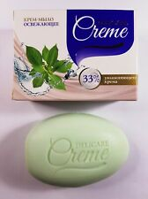 TOILET CREAM - DELICARE SOAP REFRESHING 100G