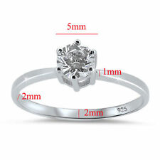 Handmade Solitaire Fine Diamond Rings