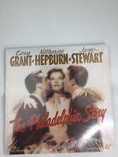 THE PHILADELPHIA STORY Laserdisc LD V