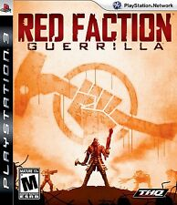Red Faction Guerilla PS3