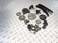 2007 06-08 PIAGGIO MP3 250CC 250 CAM CHAIN TENSIONER GUIDES CHAINS GEARS BOLTS