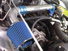 JEEP 97-02 Wrangler TJ 2.5 4.0 SE Sport RAM AIR INTAKE KIT+ BLUE Filter