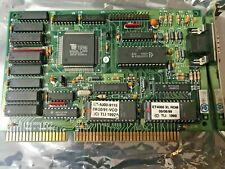 ULTRA RARE VINTAGE TSENG LAB ET4000AX ISA VGA CARD VC-5600 - USA SELLER