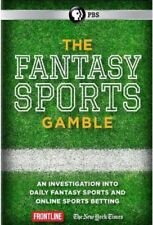 THE FANTASY SPORTS GAMBLE, DVD, 2016, SKU 2410