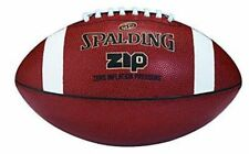 Spalding Zip Full Size Football Zero Inflation Pressure Never Needs Inflating