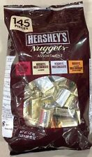 Hershey's Nuggets Assortment 1.47kg Chocolate With Almonds Toffee 2