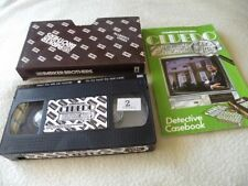TV Shows Detective VHS Tapes