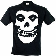 The Misfits T-shirt - Skull Medium Black