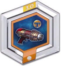 Disney Infinity 3.0 Tomorrowland Retro Ray Gun Toy Box Power Disc