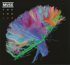 Muse - The 2nd Law (CD, Album, Dig)