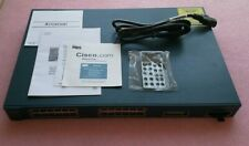 CISCO Catalyst 24 PORTS WS-C3524-XL-EN 3524XL 100Mb Fast Ethernet Switch Manage