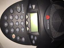 Polycom SoundStation 2 - Conference Phone - 2201-16000-601 - Black