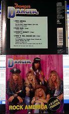 Danger Danger - Rock America (CD, 1990, CBS/Sony Records, Japan) RARE