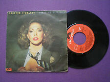 LEONORE O' MALLEY  First... Be A Woman SPAIN 45 1980