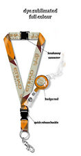 Etihad A380 Lanyard with badge reel