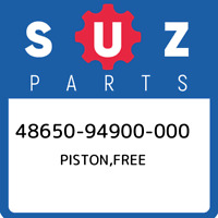 48650-94900-000 Suzuki Piston,free 4865094900000, New Genuine OEM Part