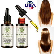 Moisturizing Hair Care Essential Oil 100% Natural-Care Treatment Hair Salon 30ml