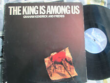 Graham Kendrick & Friends Jesus Stand Among Us Dove Records KMR 348 LP Album
