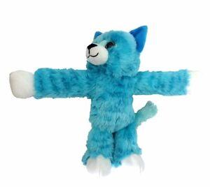 "NEW PLUSH SOFT TOY 21416 Huggers Blue Tabby Cat 8"" 17cm Wild Republic"