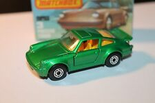 MATCHBOX SUPERFAST 62b * MERCURY COUGAR RAT ROD DRAGSTER * OVP