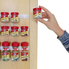 Kitchen Accessories Spice Gripper Clip Strips for Jars 4Pcs