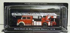 Fire Brigade Metz DLK 30 Mercedes-Benz L 1519, 1:72, atlas,Remaining Stock, NEW