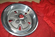 70 MUSTANG  TORINO NOS WHEEL COVER D0OA 1130 F ORIG. FORD ''PATTERN PIECE''