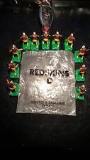 Washington Redskins /J W/S HAITI TUDOR FOOTBALL ELECTRIC FOOTBALL TUDOR FOOTBALL