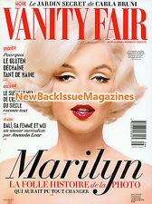 French Vanity Fair 8/15,Marilyn Monroe,August 2015,NEW