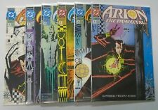 Arion the Immortal Set:#1-6 8.0 VF (1992)