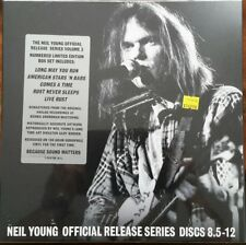 Neil Young~Offcial Release Series Discs 8.5-12~Factory Sealed RSD Black Friday
