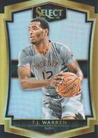 2015-16 Select Prizms Silver #189 T.J. Warren PRE Phoenix Suns
