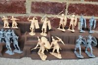 LOD War at Troy Greeks Trojans Infantry 60MM Toy Soldiers