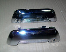 Fiat 124 sport coupe door handles left & right with keys NOS all years 1967-1976