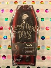 LIVING DEAD DOLLS DAWN VARIANT SERIES 9 GLOW IN THE DARK SEALED FREE SHIPPING