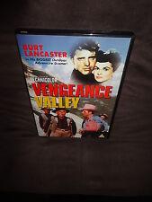 Vengeance Valley (DVD) Burt Lancaster