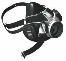 MSA Advantage 410 Half-Mask Respirator, Size Medium - Black