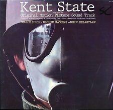 KENT STATE OST KEN LAUBER RCA ABL1-3928 LP PROMO GRACE SLICK RICHIE HAVENS