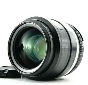Very Good Nikon NIKKOR 35mm F/1.4 Ai-S Wide Angle Lens for Nikom F From JAPAN