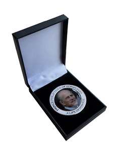 Prince Philip Duke Of Edinburgh Commemorative Coin Medal