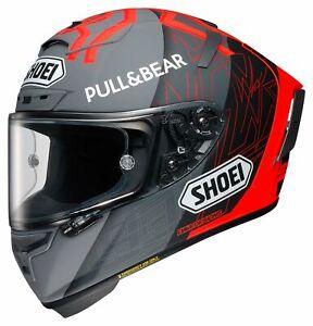 Shoei X-Spirit III MM93 Black Concept 2.0 TC-1 Motorcycle Helmet