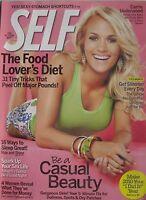 CARRIE UNDERWOOD January 2010 SELF Magazine
