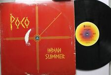 Rock Lp Poco Indian Summer On Abc