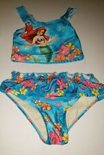DISNEY ARIEL 2 PIECE TANKINI TODDLER GIRLS SIZE 3T