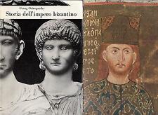 Storia dell'impero bizantino. Ostrogorsky. Einaudi. 1968  **CC8