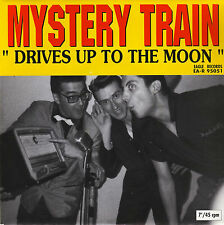 """MYSTERY TRAIN """"Drives Up To The Moon'"""" German Rockbilly 1995"""