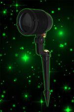 OUTDOOR Blisslight Spright Green Laser Projector Light Show Transformer Included