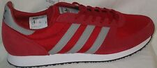 MEN'S ADIDAS ZX RACER S80038  ATHLETIC SNEAKERS POWRED/WHITE SHOES SIZE 10
